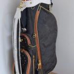 マークアンドロナ スタンドキャディバッグ トリコロールの買取価格