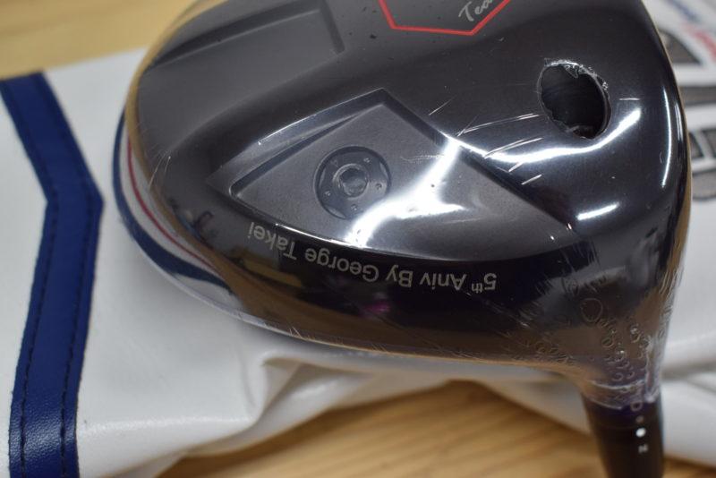 GTD 5周年記念 1W ヘッドのみ スリーブ・限定ヘッドカバー付属
