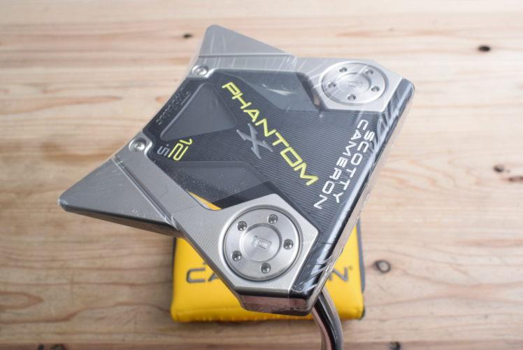 スコッティキャメロン ファントム PHANTOM X 12.5