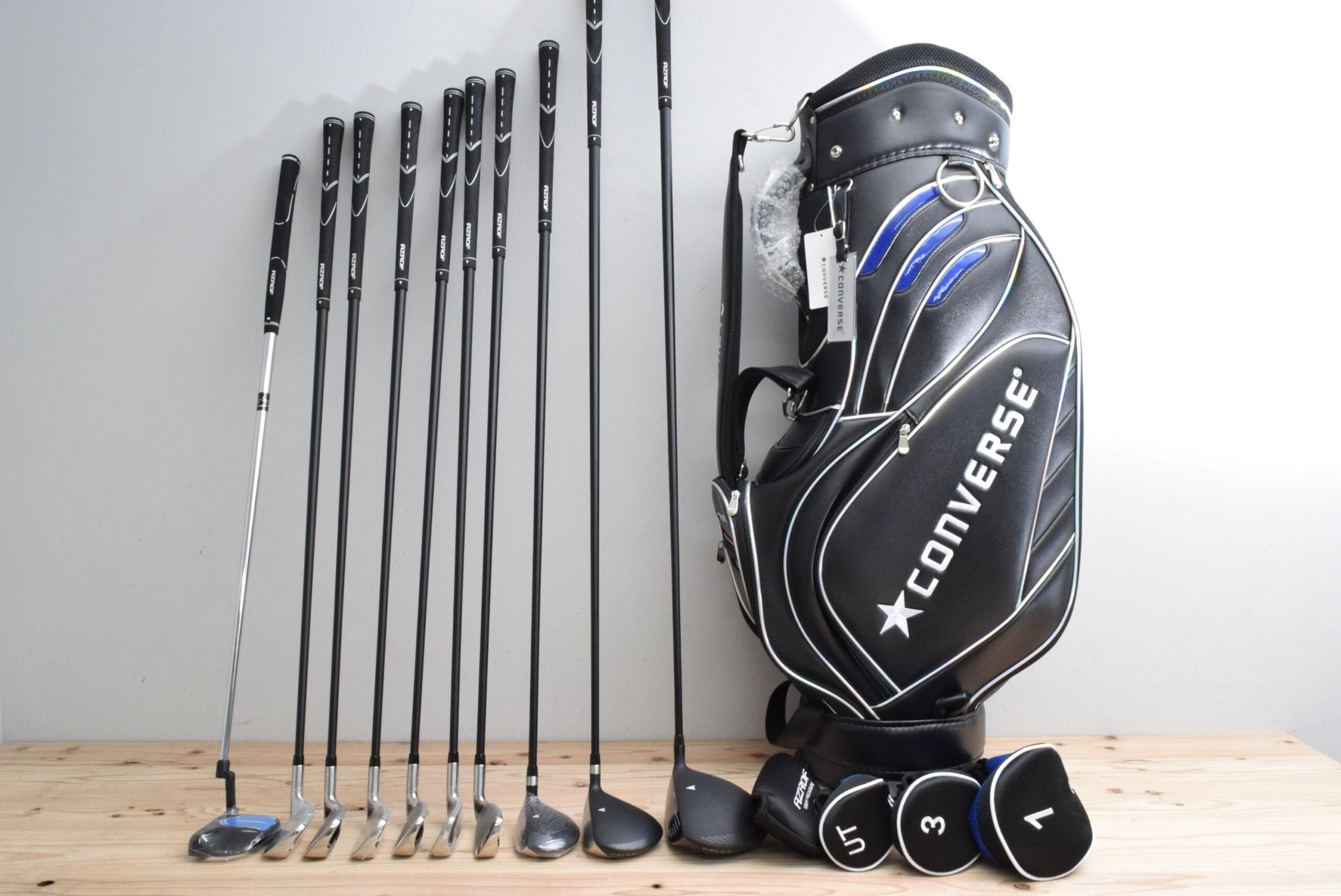 アズロフ AZROF AZC-7047 メンズ レフティ ゴルフクラブセット フレックスMULTI 買取価格