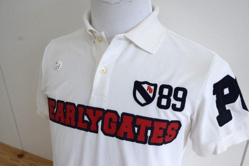 PEARLY GATES パーリーゲイツ 鹿の子 ポロシャツ メンズ ゴルフウェア
