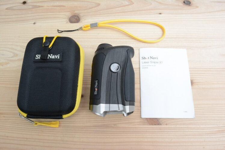 ショットナビ SHOTNAVI X1 ブラック レーザー距離計 買取価格